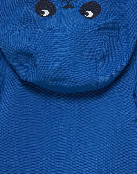Cardigan Blu JUJOGIL1 / 20SG1042GILC226