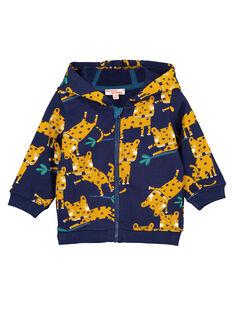 Navy Waistcoat GUMUGIL2 / 19WG10F1GIL070