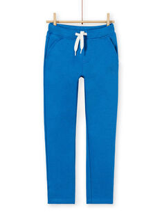 Blue PANTS LOJOPAN1 / 21S90233PAN702