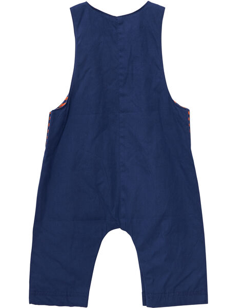 Blue Overalls JUVISAL / 20SG10D1SALC225