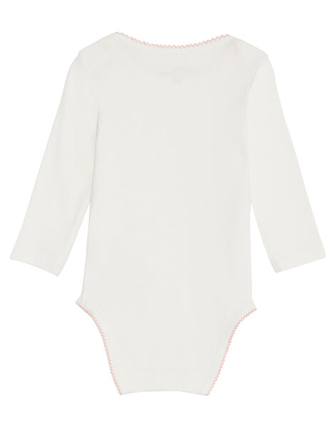 Off white BODY SUIT KEFIBODMAUX / 20WH1395BDL001