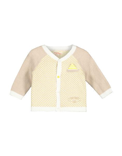 Cardigan neonato FUPOGIL / 19SG10C1GIL099
