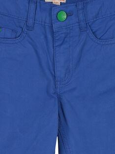 Bermuda blu bambino FOCOBER2 / 19S90282BER703