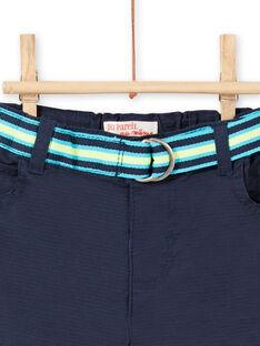 Bermuda navy bambino LUBONBER3 / 21SG10W2BER717