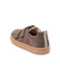 Sneakers taupe bambino JGBASART / 20SK36Y4D3F803