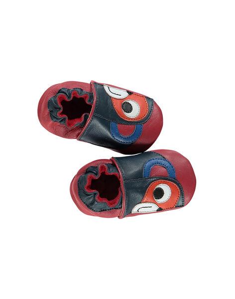 Babbucce neonato in pelle FNGSING / 19SK3837D3S050