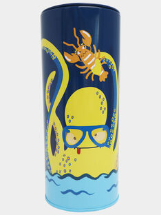 Octopus tin box DPATI0004 / 21R8GM58ACR099