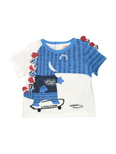 T-shirt a maniche corte neonato FUTOTI2 / 19SG10L2TMC000