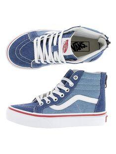 Boys' Vans trainers CGA3276Q69 / 18SK36A3D4OC218