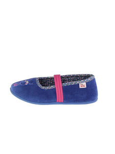 Girls' ballet pump slippers DFBALLAP / 18WK35W2D07070