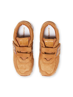 Sneakers cammello New Balance bambino KGYV574PBR / 20XK3622D37804