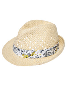 Cappello di paglia bambino JYOTROCHA / 20SI02F1CHA009
