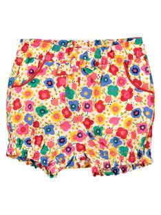Shorts bloomer neonata FICOSHO / 19SG0981SHO000
