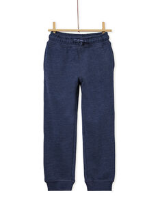 Heathered blue JOGGING PANT KOJOJOB4 / 20W90253D2A222