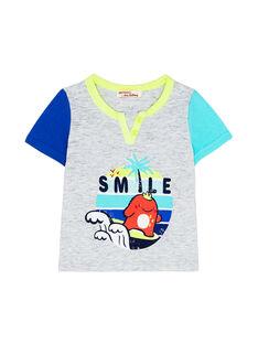 T-Shirt Maniche Corte Grigia JUQUATI2 / 20SG10R2TMCJ906
