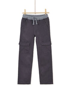 Grey PANTS KOJOPAMAT3 / 20W90238D2BJ912