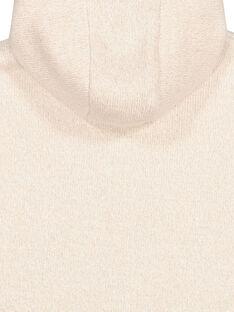 Mantella in lana neonata FIBACAPE / 19SG09X1CPE001