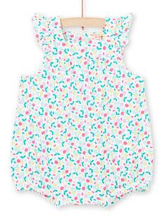 Pagliaccetto bianco neonata LIPLABAR / 21SG09T1BAR000