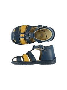 Sandali da città pelle neonato FBGSANDBI2 / 19SK38D1D0E070
