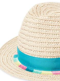 Cappello di paglia bambina LYAVERHAT / 21SI01Q1CHA009