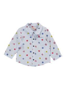 Camicia neonato FUCOCHEM / 19SG1081CHM099