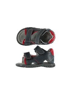 Sandali da città pelle neonato FBGSANDAT / 19SK38K3D0E940