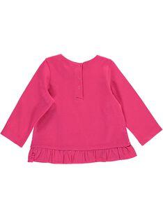 Baby girls' long-sleeved T-shirt DIJOTEE2 / 18WG0932TML310