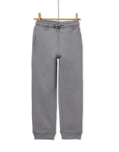 Grey JOGGING PANT KOJOJOB6EX / 20W90256D2A929