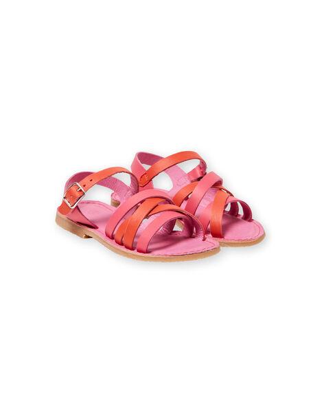 Sandali rosa bambina LFSANDCLARA / 21KK3552D0E304