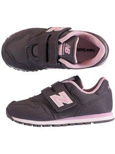 Sneakers grigie bambina NEW BALANCE GFYV373MCE / 19WK35P3D37940