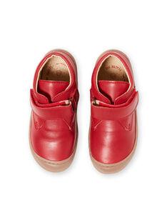 Stivaletti rossi neonato GBGBOTIFLER / 19WK38I3D0F050