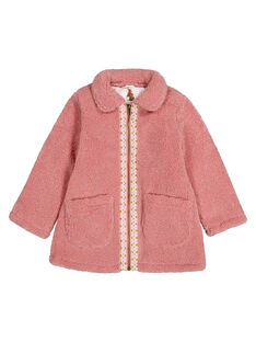 Old rose Coat GAJAUMANT / 19W901G1MAN303