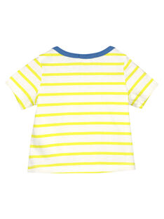 T-shirt maniche corte neonato FUCUTI3 / 19SG10N3TMC099
