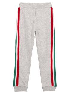 Pantaloni Sportivi Grigio Melange GOJOJOB3 / 19W90234D2AJ922