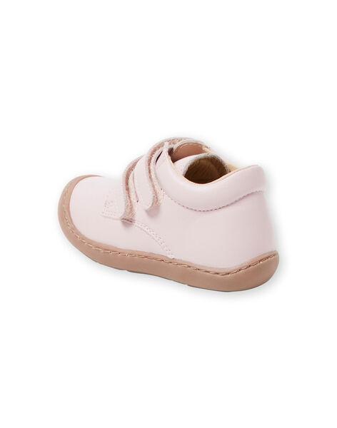 Stivaletti rosa chiaro neonata JBFBOTIFLER / 20SK37Y1D0F301