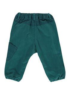 Baby boys' trousers DUVEPAN2 / 18WG1072PAN714