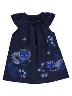 Baby girls' dress CIKLEROB2 / 18SG09D4ROB070