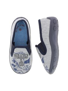 Boys' slip-on slippers CGSGCARTE / 18SK36X1D0B943