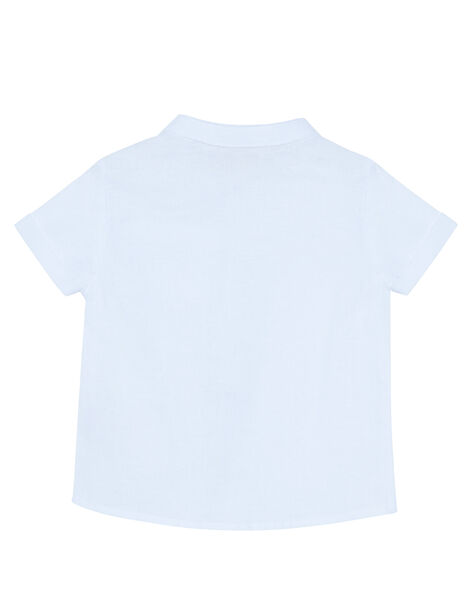 Camicia Bianca JUPOECHEMEX / 20SG10G2CHM000
