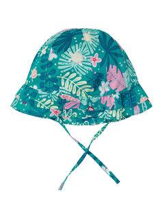 Green Hat JYIQUACHA / 20SI09R1CHA621
