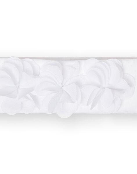 Fascia bianca neonata LYIBALBAN2 / 21SI09O2BAN000