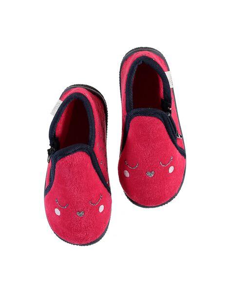 Red BOOTIES LBFBOTCOCCI / 21KK3713D0A050