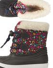 Doposci multicolore leopardati neonata GBFMONTNEA / 19WK37W1D3N070
