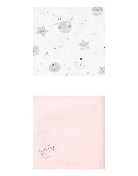 Pink SWADDLING CLOTHES KOU1LAN1 / 20WF4011LAND303