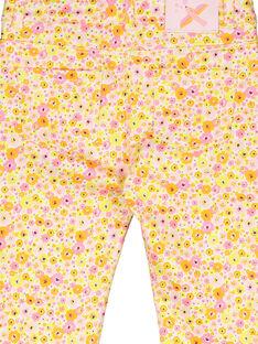 Pantaloni fantasia bambina FAPOPANT / 19S901C1PAN099