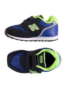 Sneakers navy neonato NEW BALANCE IV996 GBGIZ996DN / 19WK38P2D37C218