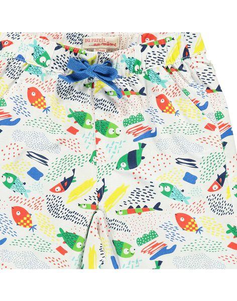 Baby boys' lightweight trousers CUMAPAN / 18SG10U1PAN099