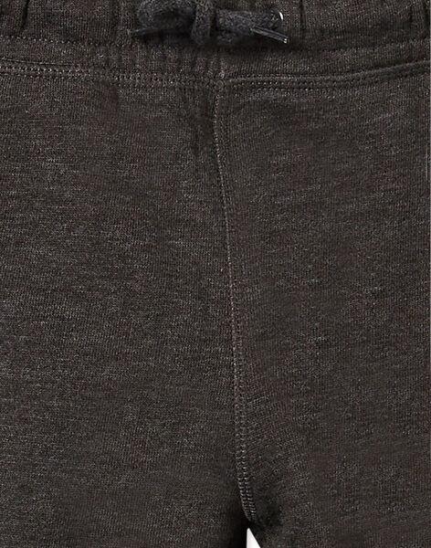 Dark grey JOGGING PANT KOJOJOB2EX / 20W90255D2A944