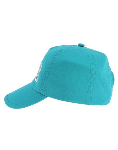 Boys' cap CYOHOCHA / 18SI02E1CHA202