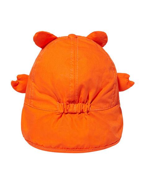 Cappello Arancione JYUCASQ / 20SI10K1CHAE400